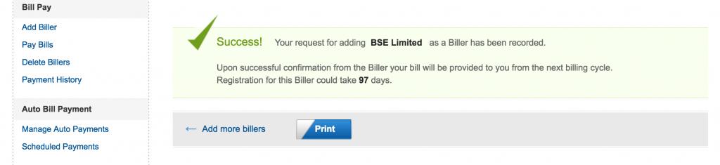 Add Yes Biller Step 6
